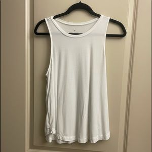 American Eagle Soft and Sexy White Tank